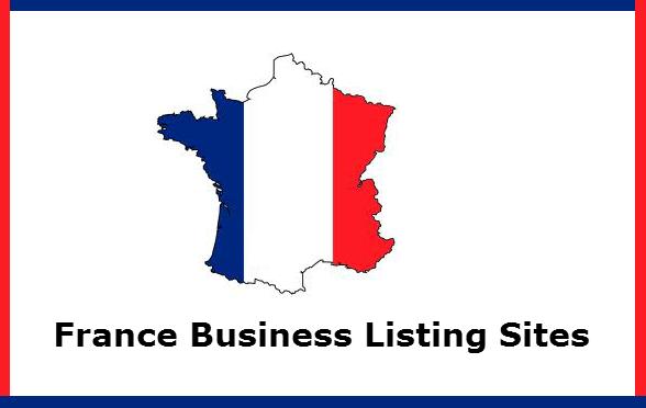 List of High DA France Business Listing Sites