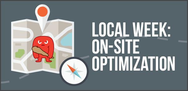 Local-On-Site-Optimization