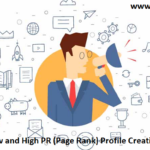 Best Do Follow and High PR Profile Creation Sites List