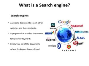 How google search engine work
