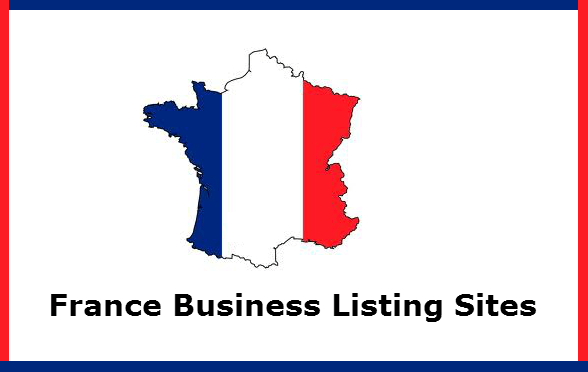List of High DA France Business Listing Sites