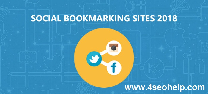 150+ Latest High DA Social Bookmarking Sites List 2018