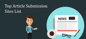 Top Article Submission Websites