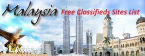 Malaysia Classifieds Ad Posting Sites List