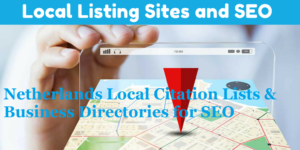 Top High DA Netherlands Local Business Listings Sites