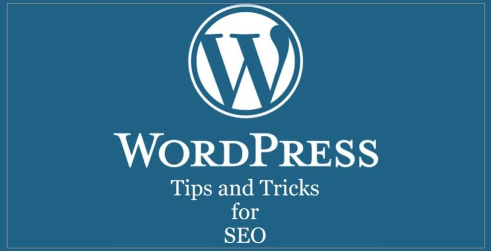 wordpress seo tips tricks