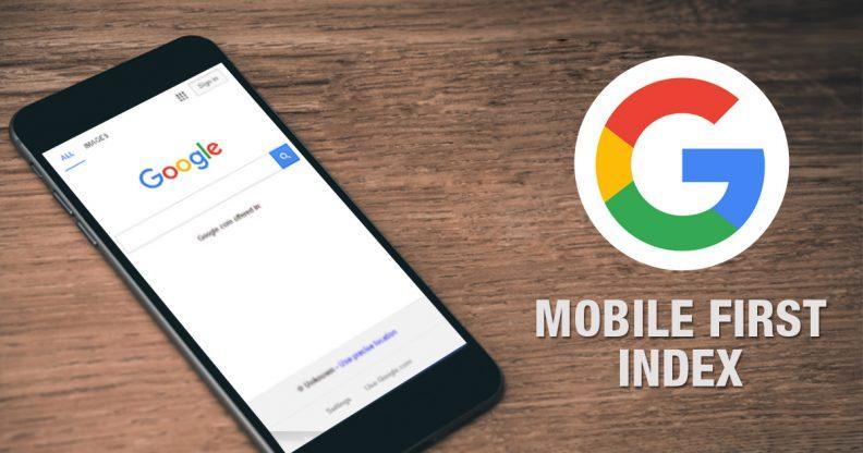 Image result for Google Mobile-First Index images