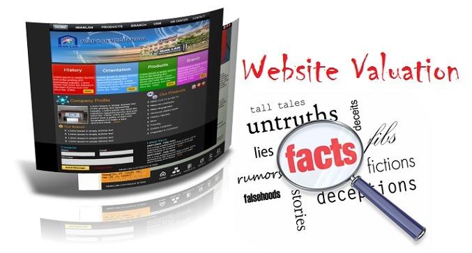 Website Valuation
